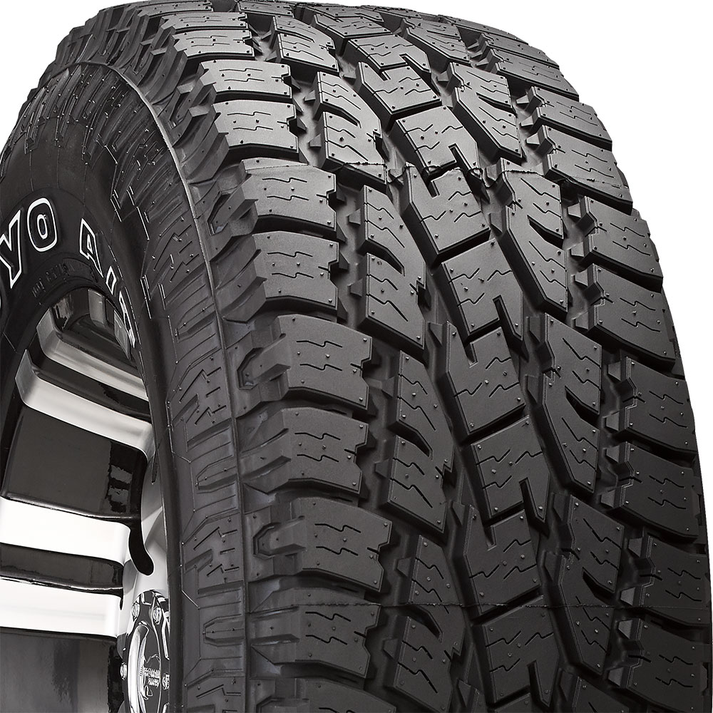 Image of Toyo Tire Open Country A/T II P 265 /75 R15 112S SL OWL