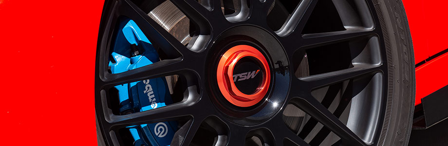 TSW Forged Wheel