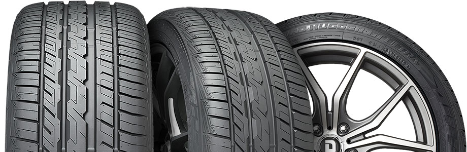 three tire view of the road hugger gt ultra