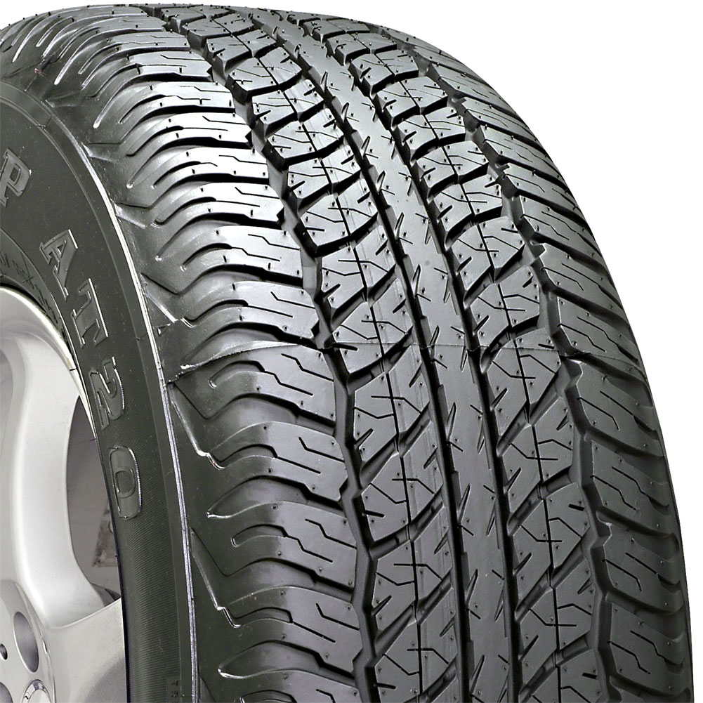 Mavis Discount Tire offers a great selection of Dunlop tires including the Dunlop Grandtrek AT20 and Dunlop Grandtrek SJ6. Search for the precise Dunlop tire model or an original equipment replacement model for your car.
