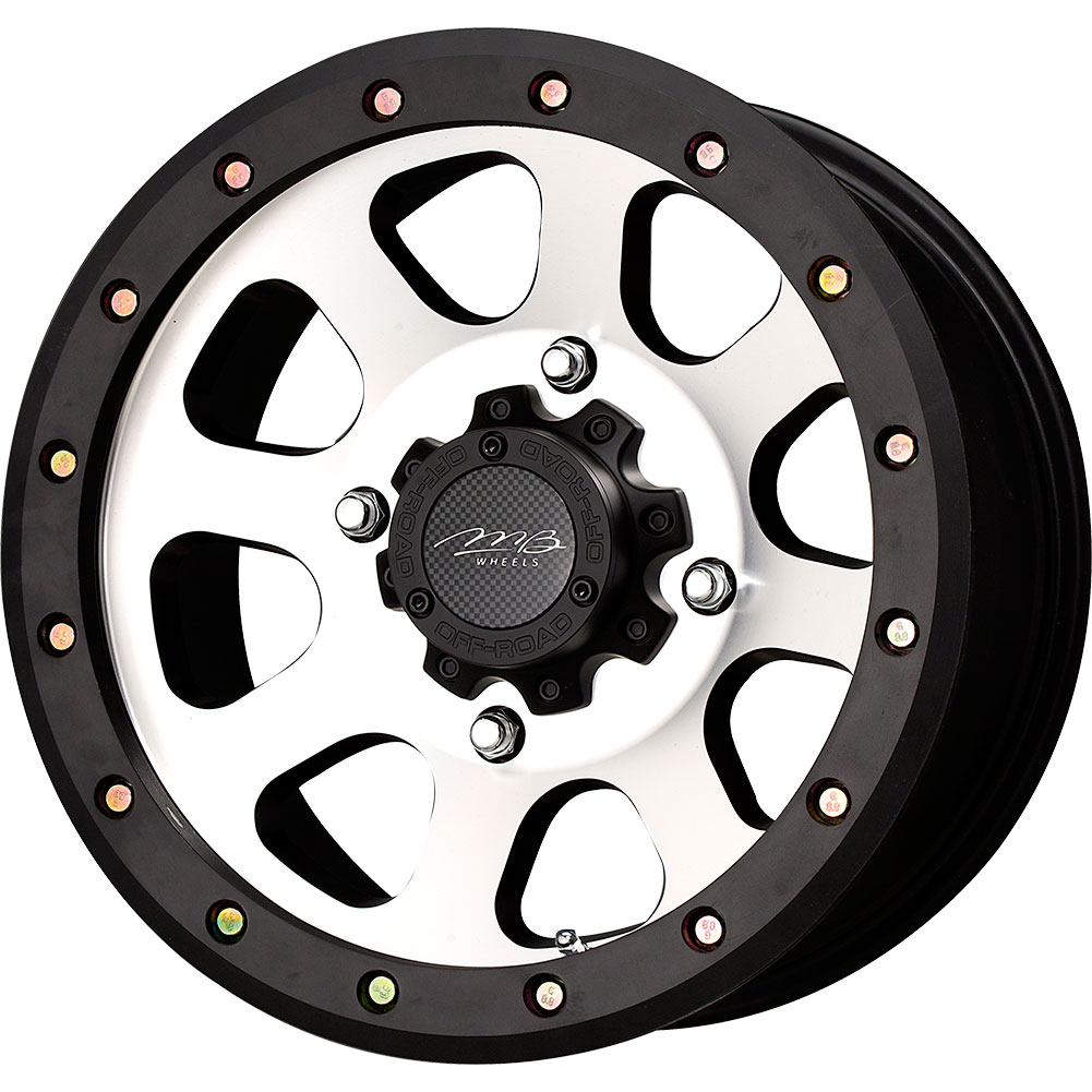 Atv Rims Wheel Covers : Mb wheels atv modular utv machined