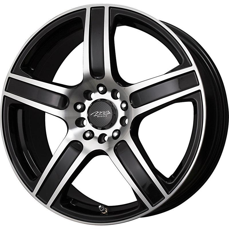 mb wheels icon wheels multi spoke painted passenger