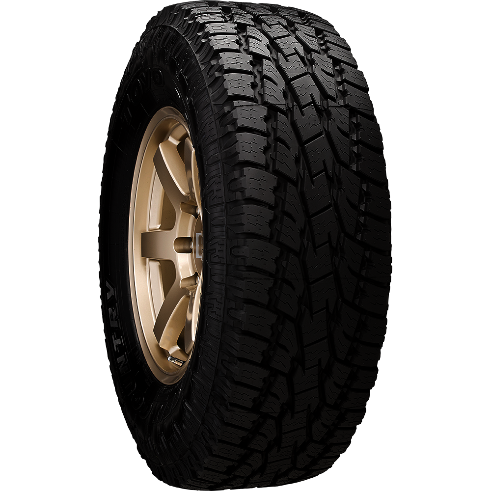 Image of Toyo Tire Open Country A/T II P 265 /70 R17 113S SL BSW