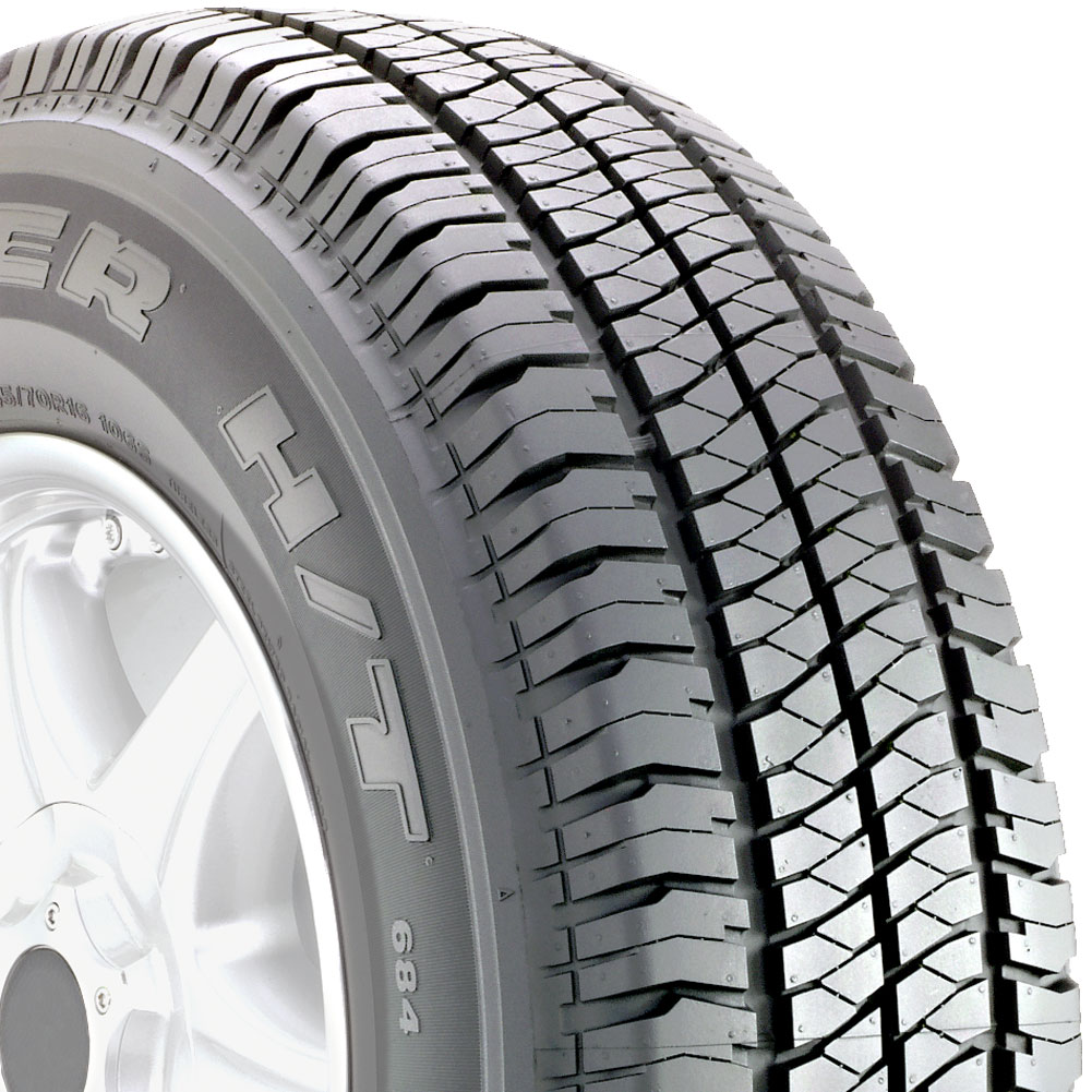 Bridgestone Dueler H/T 684 II P 255  /70   R17   110S SL BSW