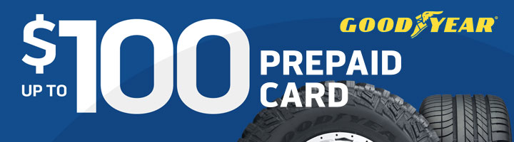 Goodyear Tires Promotion & Rebates | Discount Tire