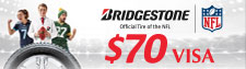 Bridgestone Tires Rebate