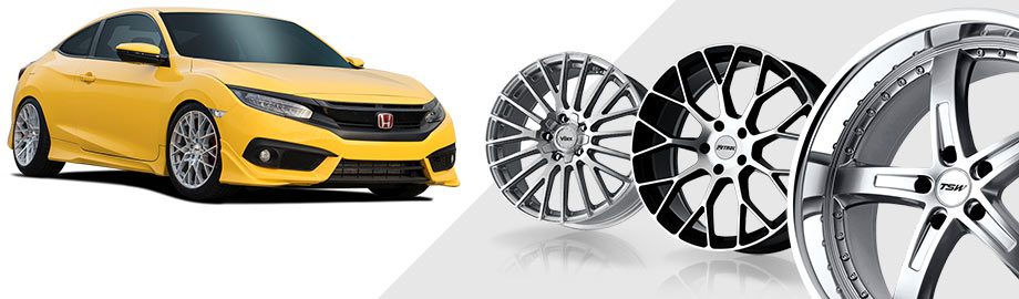 Wheel Configurator - See wheels on your vehicle