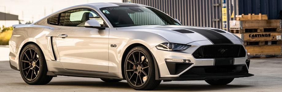 Mustang tires