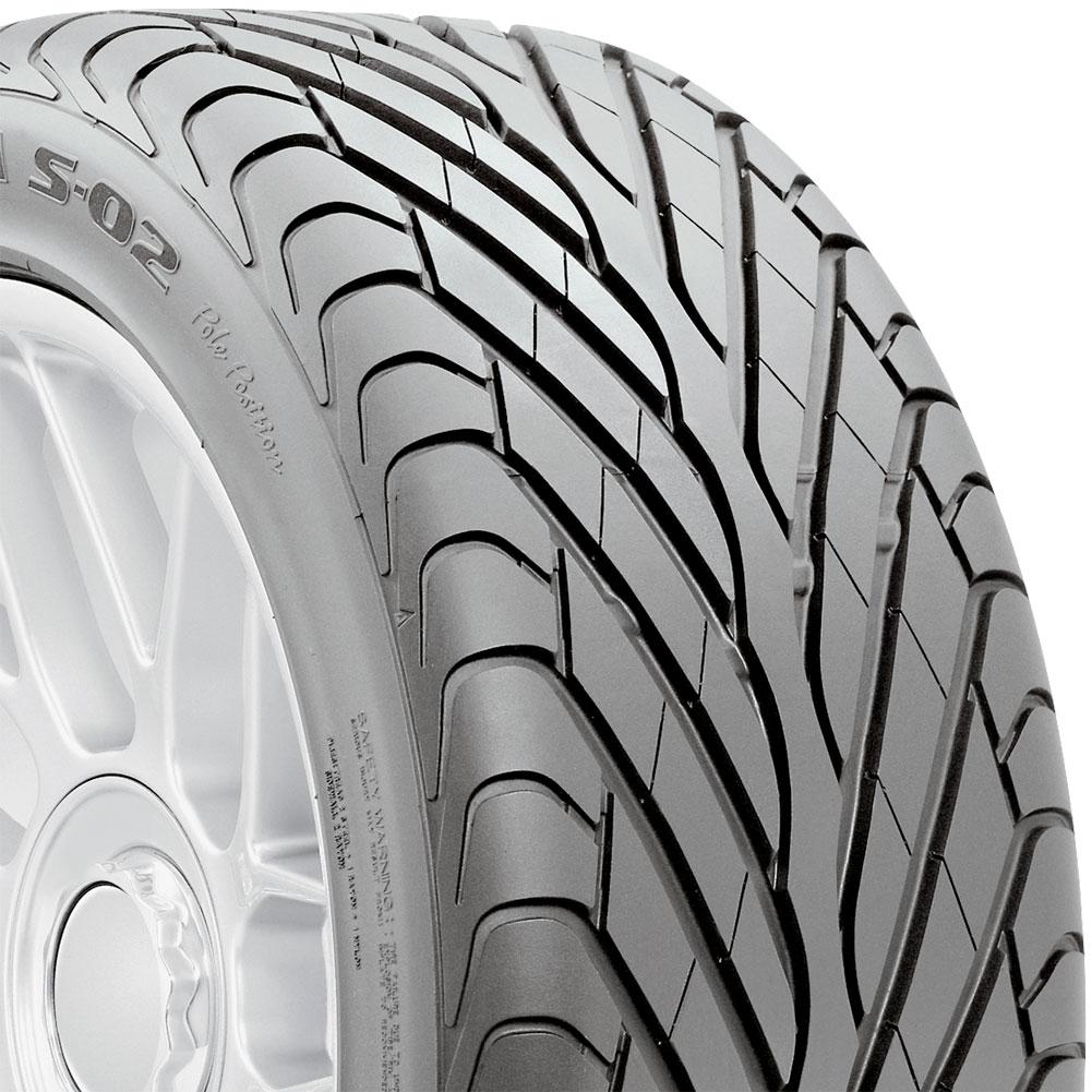 Bridgestone Potenza S-02A 215  /45   R18    89Y SL BSW  FE