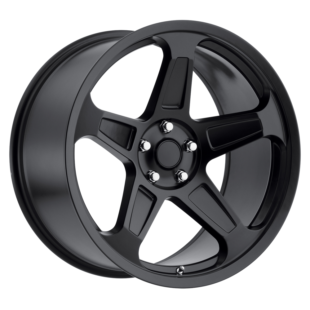 Image of Wheel Replicas Demon 20 X10.5 5-115.00 25 BKMTXX