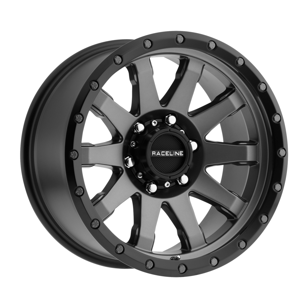 Image of Raceline Clutch 17 X8.5 6-135.00 0 DGMTBL