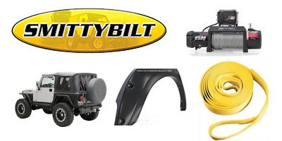 Smittybilt suspension and accessories