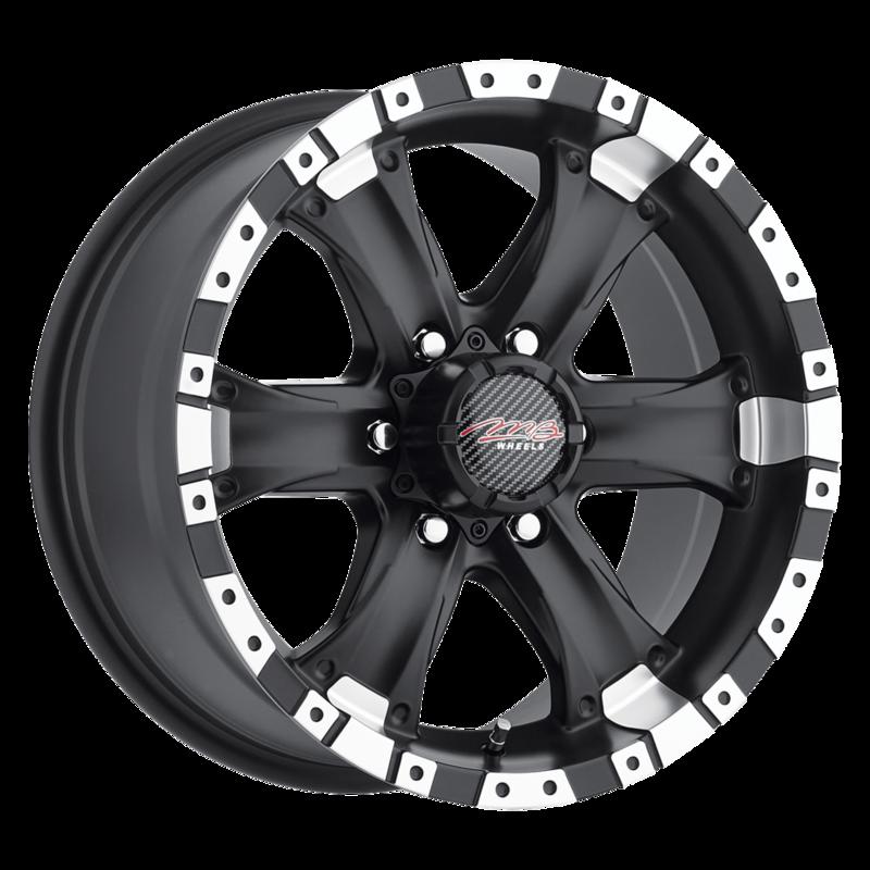 Discount Tire Direct >> MB Wheels Chaos 6 Wheels   Multi-Spoke Painted Truck ...