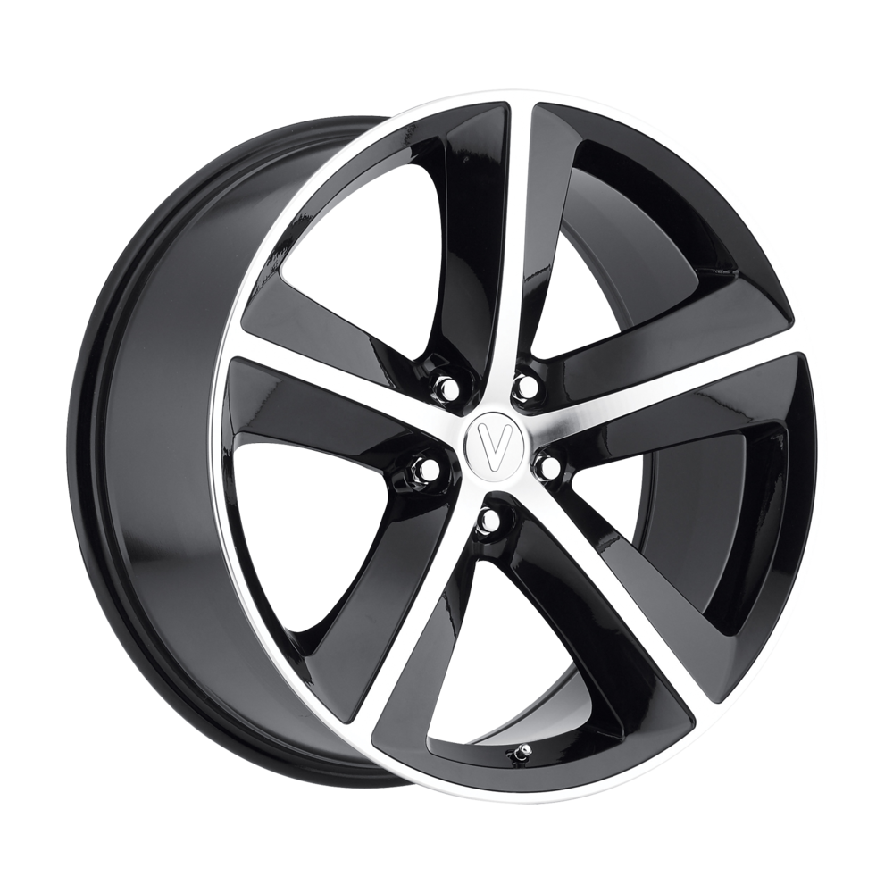 Image of Wheel Replicas Challenger 20 X9 5-115.00 20 BKMCMS
