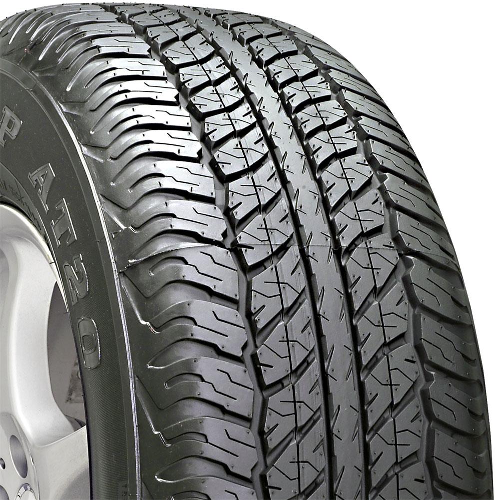 Dunlop Grandtrek At20 Tires Truck Passenger Touring All Season