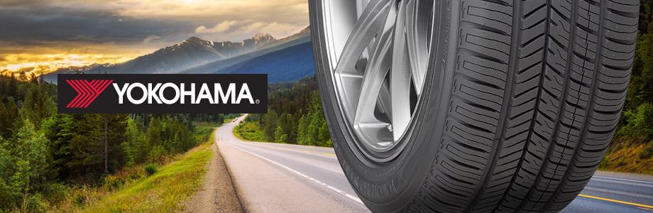 exclusive yokohama tires